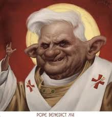 BENEDICTO XVI por Salva